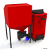 Водогрейный пеллетный котел ROTEKS-40 в комплектации ЛЮКС мощностью 40 кВт